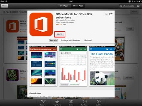 office mobile ios install office mobile on an iphone or ios device