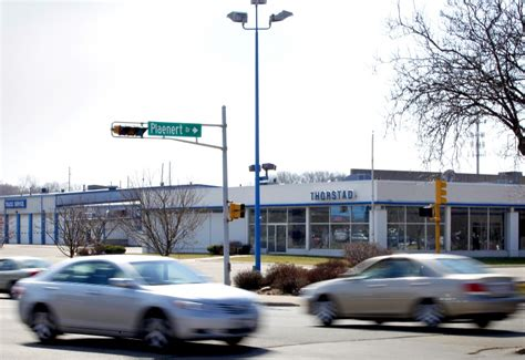 thorstad chevrolet south park redevelopment could value of area