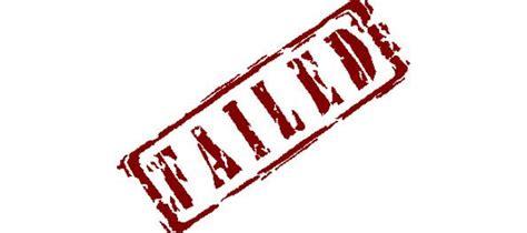 Failing Mba by The Phenomenon Of B School Students Failing