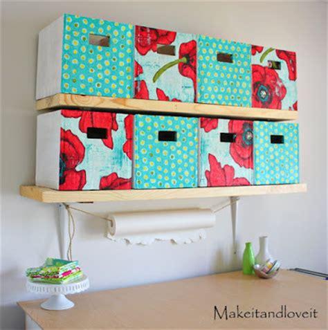 diy storage box ideas 26 cute and thrifty diy storage solutions the happy housie