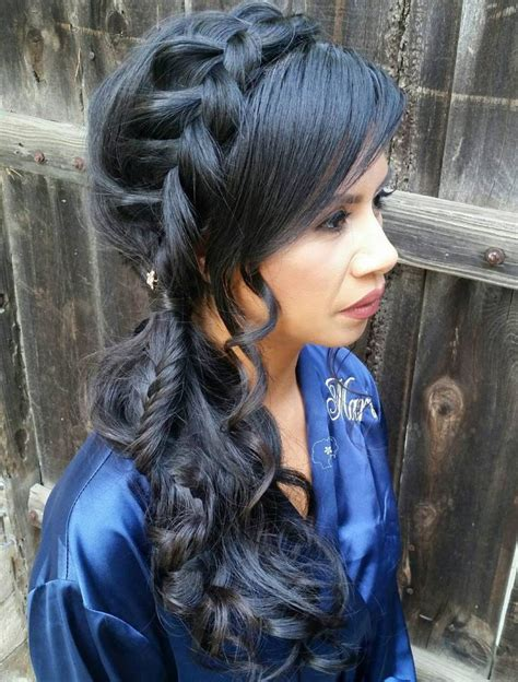 african braids in a ponytail with the saga least with that then 190 best cool unique hairstyles images on pinterest
