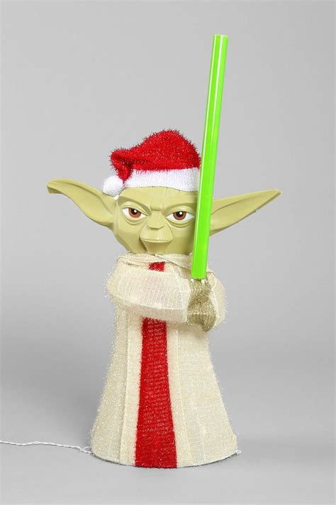 kurt adler yoda lawn ornament lawn ornaments lawn and