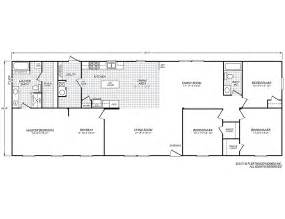 fleetwood manufactured home floor plans weston 28764w fleetwood homes