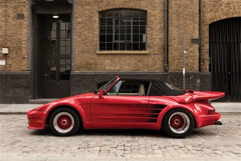 porsche gemballa 80s you need this drop top slope nose gemballa porsche 911