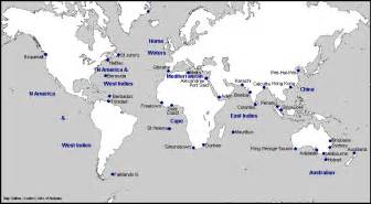 Map Us Navy Bases Images Army Bases In Usa Map Related - Map of us naval bases around the world