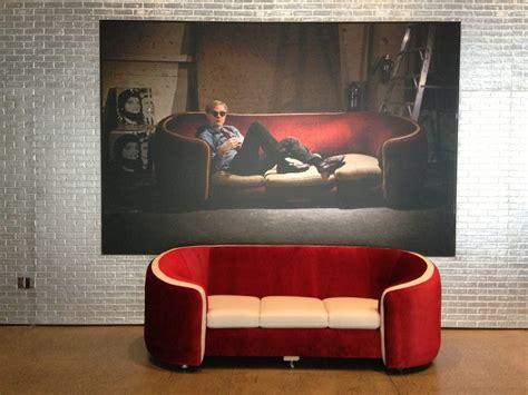 andy warhol couch blawnox upholstery sofa blawnox custom upholstery