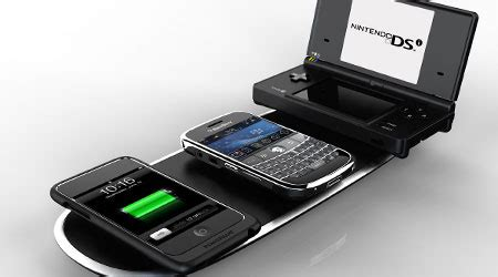Power Mat Wireless Charger by Powermat Wireless Charging System