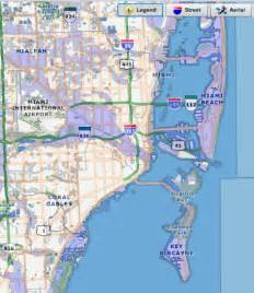 Miami Dade Map by Miami Dade Flood Zone Map Pictures To Pin On Pinterest