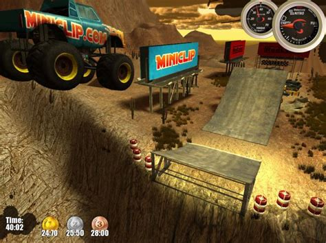 monster truck games video monster trucks nitro download