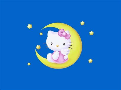 wallpaper hello kitty blue 50 cute hello kitty wallpaper to make you feel aww