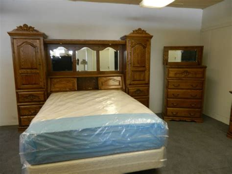 wall unit bedroom set bebe solid oak bedroom set pier wall unit boise idaho furniture for sale classified ads