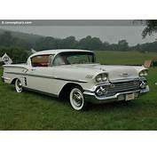 1958 Chevrolet Bel Air Series Image