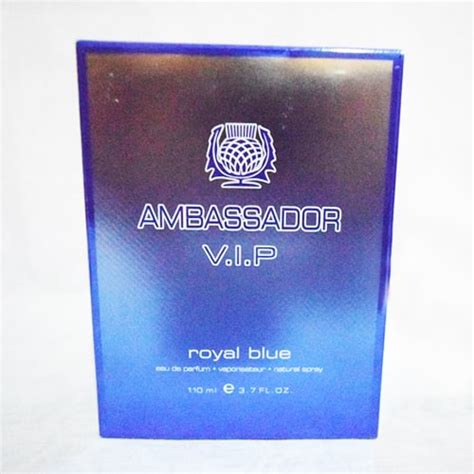 Parfum Ambassador Ori parfum ambassador vip imperial blue original pusaka dunia