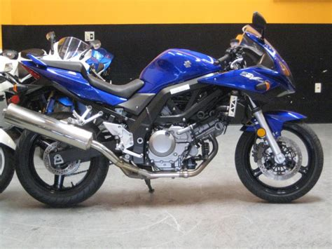 2005 Suzuki Sv650 2005 Suzuki Sv650 Sv650s Sv 650 650s Standard For Sale On