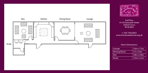 floor plan home sweet home