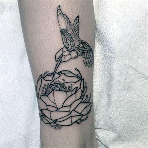 geometric hummingbird tattoo 80 hummingbird tattoo designs for men winged ink ideas
