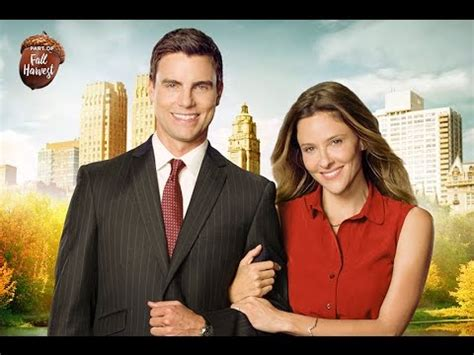 colin egglesfield hallmark movies autumn dreams starring jill wagner and colin egglesfield