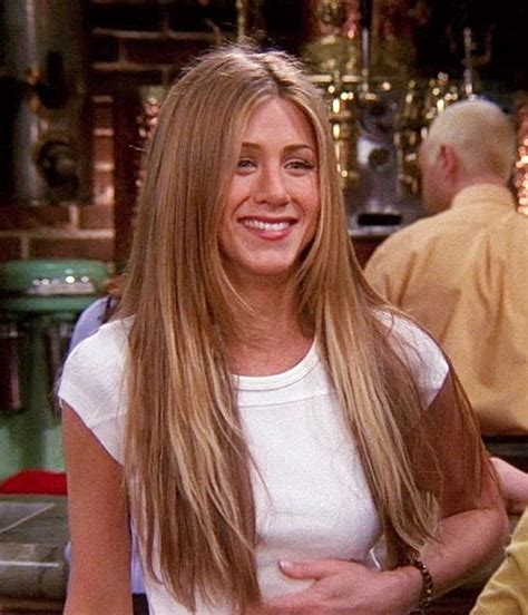 Aniston Hairstyles On Friends by Aniston Green Green Style