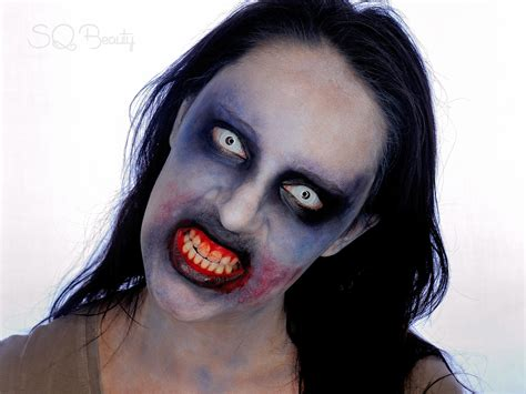 tutorial de zombie easy to do zombie makeup tutorial silvia quir 243 s