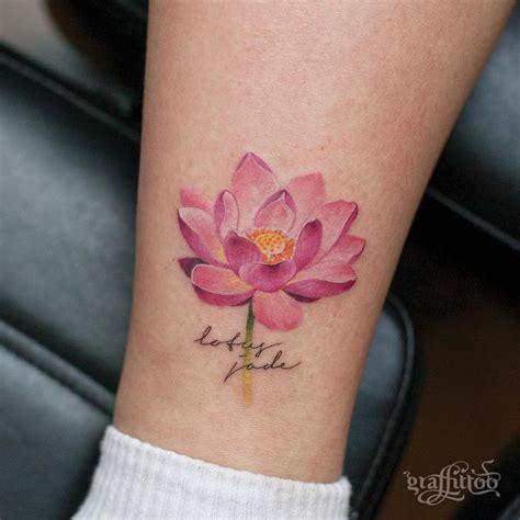 lotus flower painting designs best 25 watercolor lotus ideas on