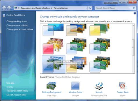 themes for windows 7 original rohitrokks