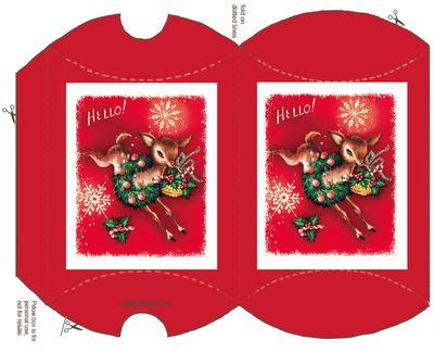 printable reindeer gift box 17 best images about printable paper dolls and gift boxes