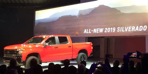 2019 Silverado Unveil by Excited About The 2019 Chevrolet Silverado Truck Yup