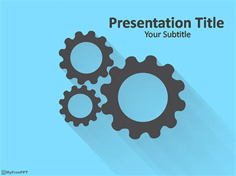 Free Construction Powerpoint Templates Themes Ppt Powerpoint Templates For Machines