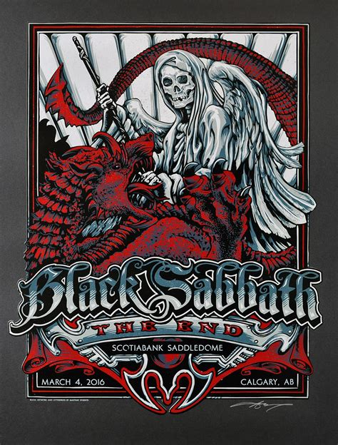 Black Sabbath 5 inside the rock poster frame black sabbath aj