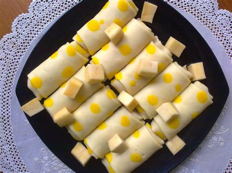 membuat pancake mangga resep pancake gulung mangga gang dan sehat resep