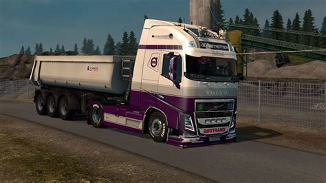ets2 game modding net volvo holland skin ets2 mods