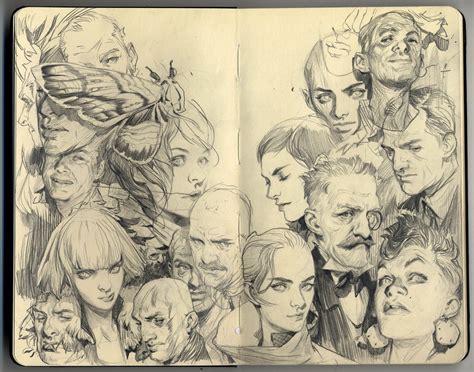 Studio C Sketches List by Wesley Burt Quot Identity Parade Quot Spoke