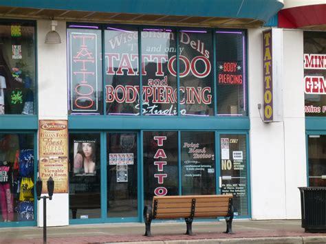 tattoo shops wisconsin dells point blank ii wisconsin dells image