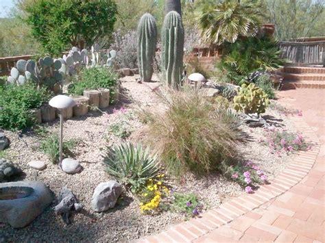 Attractive Front Yard Desert Landscaping Ideas Bistrodre Desert Rock Garden Ideas