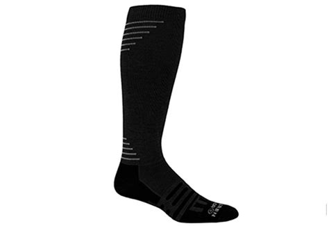 Compression Socks For Travellers Traveler S Compression Socks Sharper Image