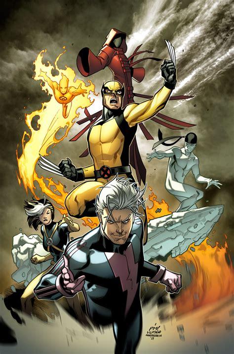 Kaos Hello Wolverine 01 ultimate xmen 01 by martegracia on deviantart