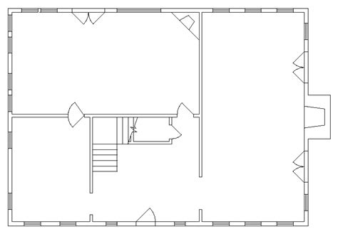 The Csa Cad Guide Introduction Architectural Plans Windows