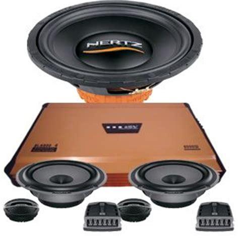 Speaker Untuk Mobil hertz audio mobil untuk sound sistem di mobil terdiri dari li ads speaker dan subwoofer
