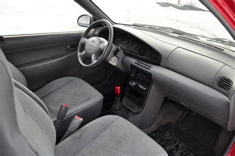 1997 ford aspire manual transmission fluid