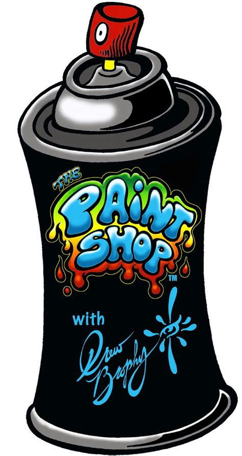 cartoon spray paint can cliparts co