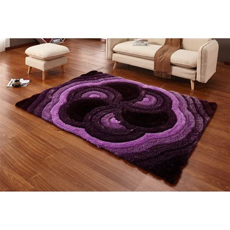casamode functional furniture regina purple area rug wayfair