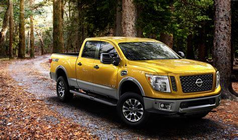 yellow nissan truck wallpaper nissan titan pickup suv yellow 2016 cars