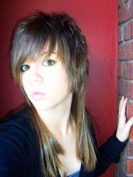 emo hairstyles for long faces fashion gallery emo hairstyle