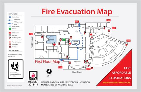 fire evacuation floor plan fire evacuation floor plan template carpet vidalondon