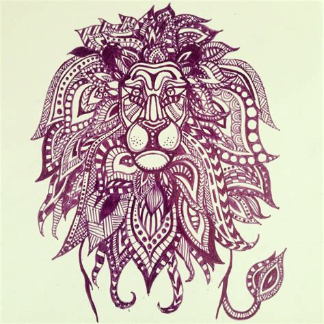 zentangle lion zentangle spiratie pinterest zentangle lion zentangle art pinterest lions