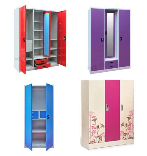Buy Godrej Wardrobe by Home Bedroom Steel Door Drawer Almirah Designs