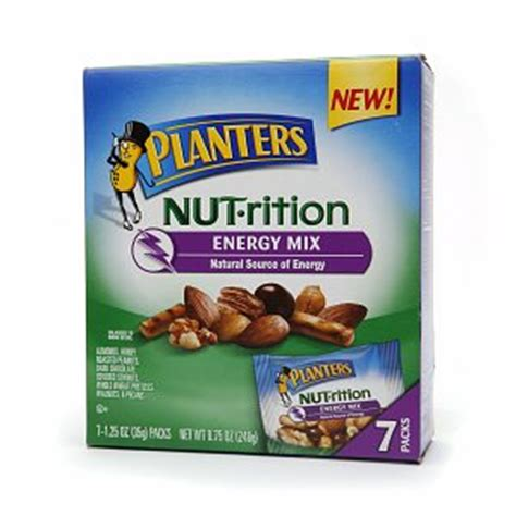Planters Energy Mix by Free Planters Nutrition Energy Mix At Walgreens