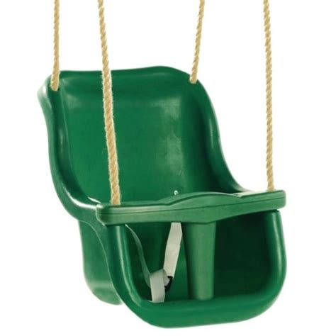 graco swing green rebo single swing seat yellow outdoor toys