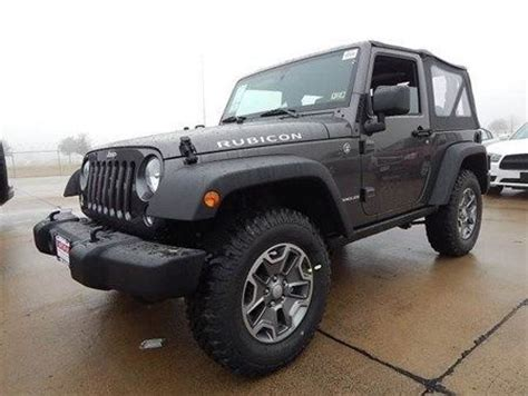 Jeep Wrangler Unlimited Gear Ratio Find New 2014 Jeep Wrangler Rubicon Auto 4 10 Axle Ratio