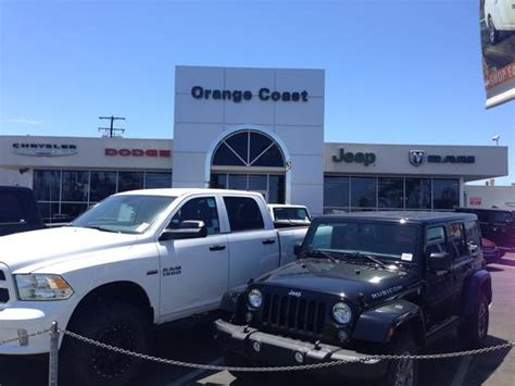Orange Coast Chrysler Jeep Dodge Orange Coast Chrysler Jeep Dodge Car Dealership In Costa